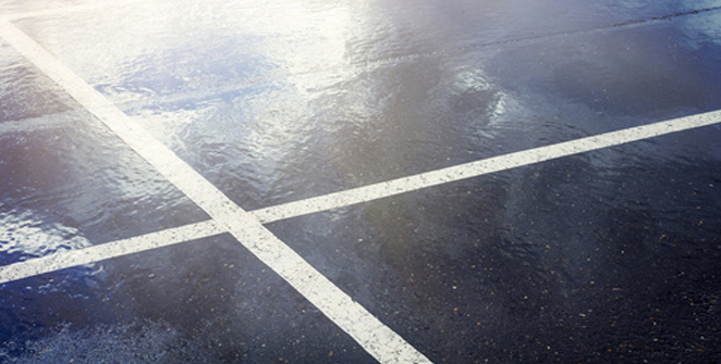 FAQ: HOW LONG WILL PARKING LOT STRIPING (PAINTED LINES) LAST?